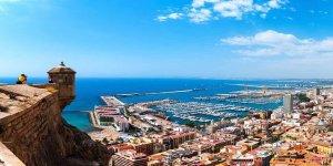 View of Alicante